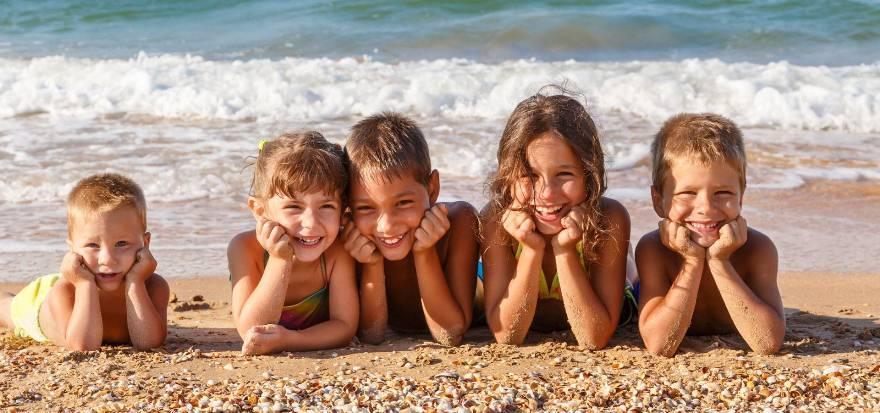 Детские лагеря на море
